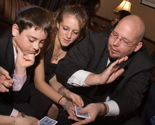 Bar Mitzvah Magic